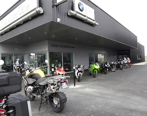 Magasin BMW Moto Challenge One à Boé