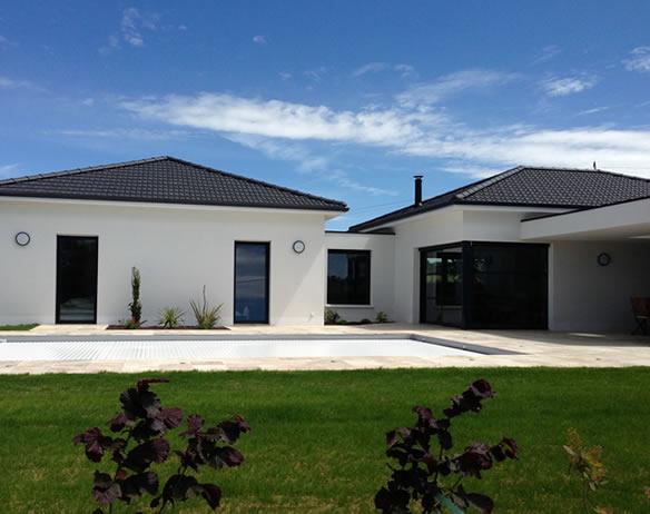 Pb conception maitre d 39 oeuvre architecte fumel construire for Conception de structure de maison moderne
